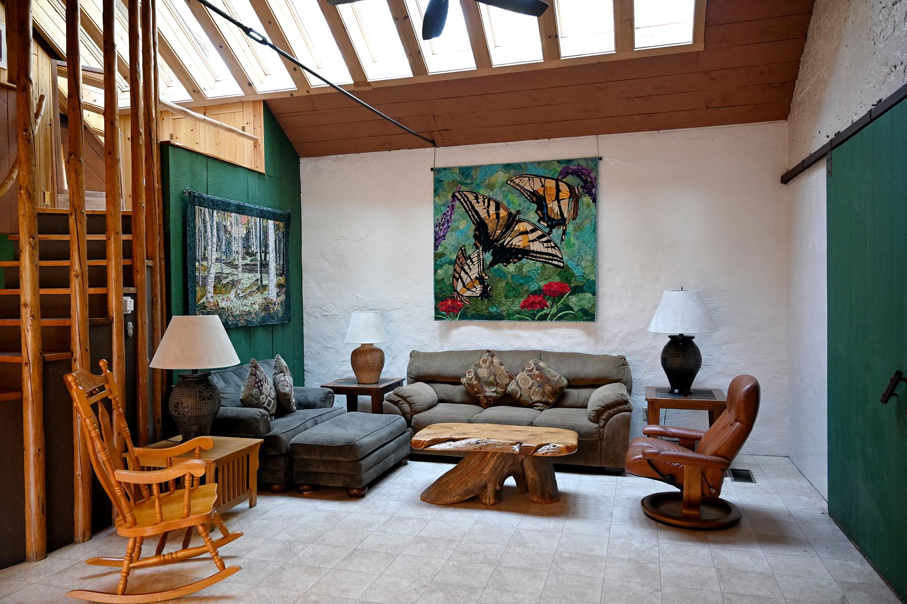 Studio house Forest House Resort Sedona Living Room