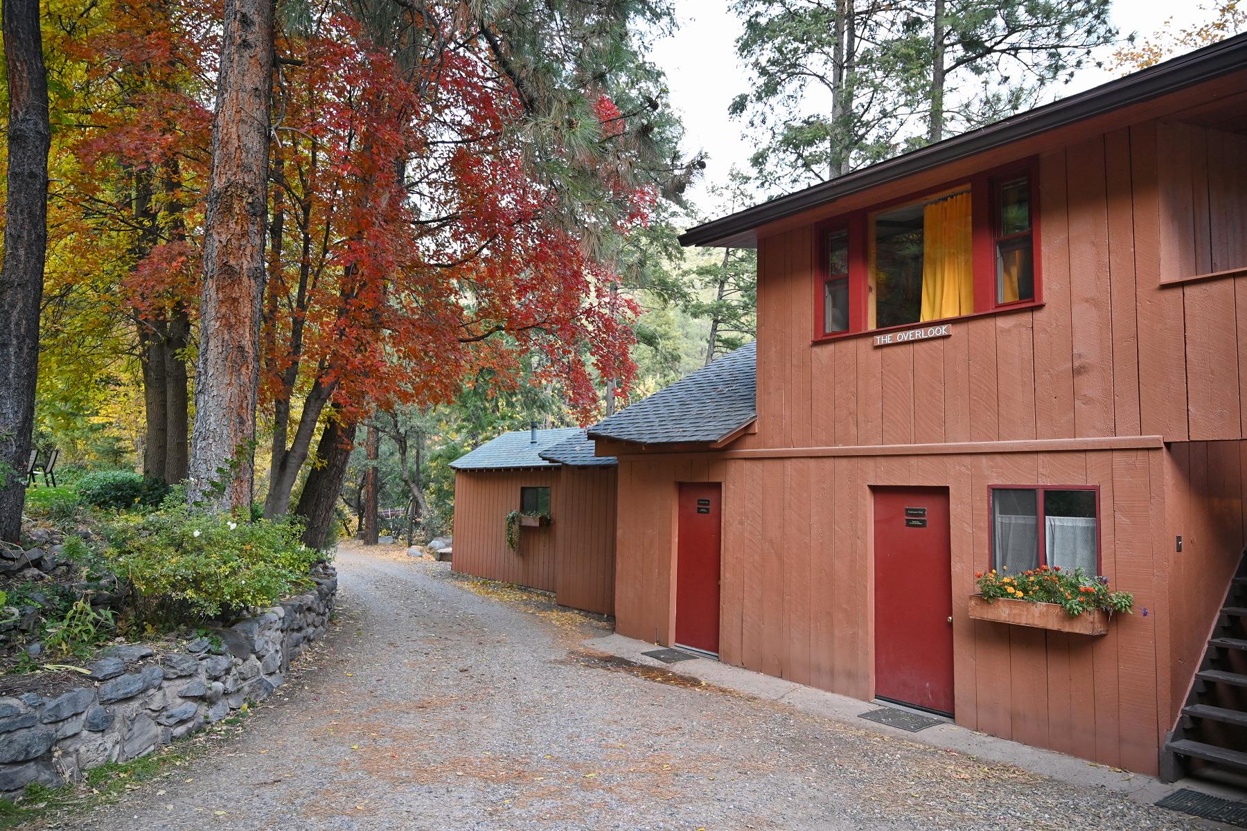 overlook house Forest House Resort Sedona Exterior